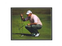 Lee Westwood Autograph Photo Signed - Golf